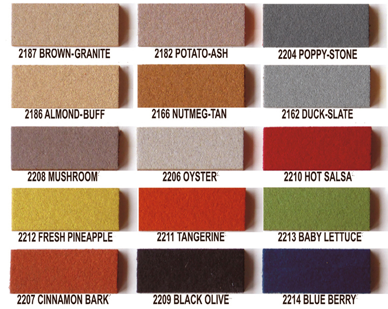 Cork Swatches For Bulletin Boards
