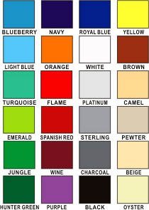 Fabric Swatches For Tackboards