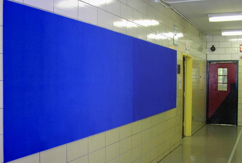 Velcro Bulletin Board With Foam Board