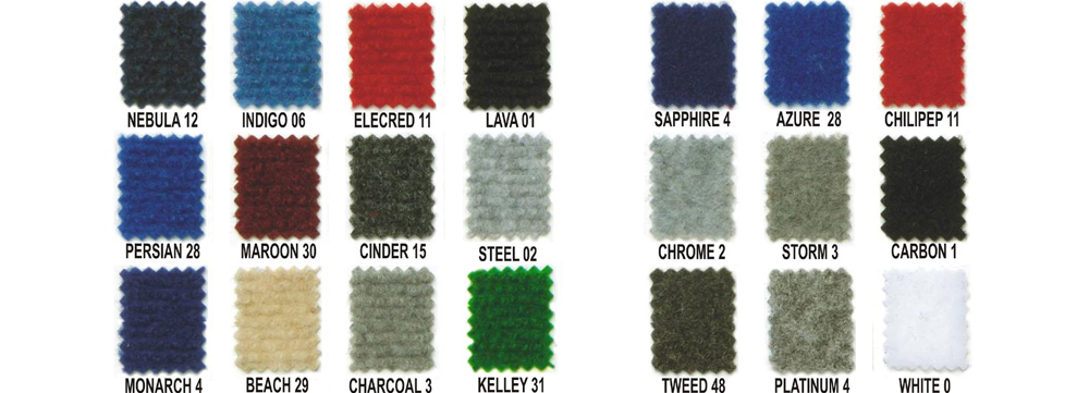 Eco Fi Velcro Compatible Carpet Fabric