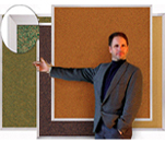 Coloired Cork Boards
