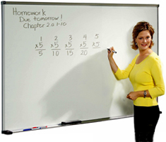 Dry Erase Marker Boards