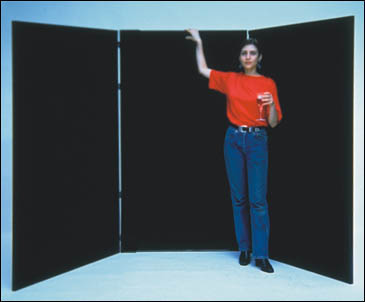 Velcro room divider partition with 48x72 inch panel size