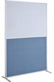 Modulat Single Panel Room Dividers With Dry Erase Board