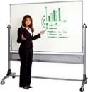 Rolling Dry Erase Boards