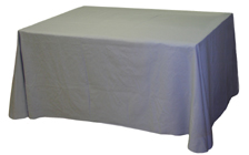 Table Cloth for 6 ft. table